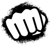 Punch icon Royalty Free Stock Photo