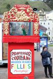 Punch and Judy Royalty Free Stock Images