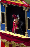 Punch and Judy Show. Royalty Free Stock Images