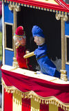 Punch and Judy Show. Stock Images