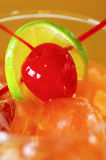 Punch juice Stock Photography