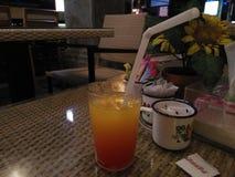 Punch juice. Free Stock Image