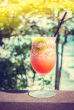 Punch juice Royalty Free Stock Photos