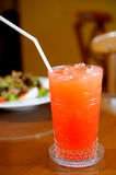 Punch mocktail Royalty Free Stock Images