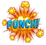 Punch Stock Photography