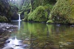 Punchbowl Fälle, Kolumbien-Fluss-Schlucht Lizenzfreie Stockfotos