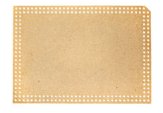 Punchcard Stock Photography