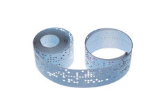 Punched Tape Stock Photos
