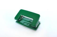 Puncher di foro di carta dell'ufficio Fotografia Stock