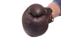Punching royalty free stock images