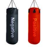 Punching bag Royalty Free Stock Photo