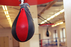 Punching bag Royalty Free Stock Photo