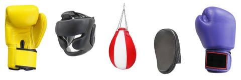 Punching bag Royalty Free Stock Photos