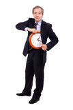 Punctuality Stock Photography