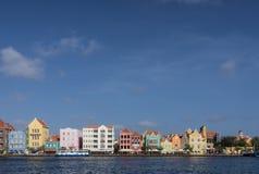 Punda waterfront Royalty Free Stock Images