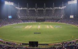 Pune krykieta stadium Zdjęcia Royalty Free