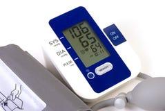 Punho da pressão sanguínea Fotos de Stock
