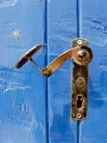 Punho de porta Imagens de Stock