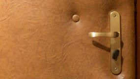 Punho de portas Imagem de Stock