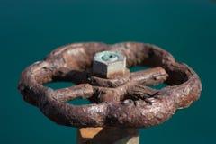 Punho oxidado Imagem de Stock Royalty Free