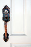 Punhos de porta Imagem de Stock