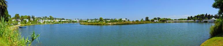 Punic Kanal in Tunesien Stockfotografie