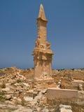 Punic mausoleum Stock Image