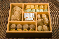 Punjabi Bhaji or Sweet Royalty Free Stock Image
