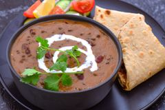 Dal makhni Royalty Free Stock Photography