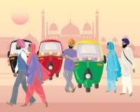 Punjabi life Royalty Free Stock Photos