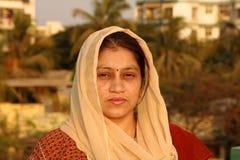Punjabifrau Lizenzfreie Stockfotos