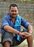 Punjabimann Lizenzfreie Stockbilder