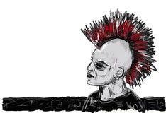 Punk Royalty Free Stock Photography