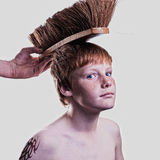 Punk Boy Stock Images