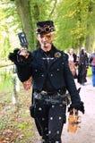 Punk do vapor Imagem de Stock