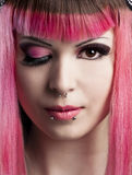 Punk Girl Stock Photos