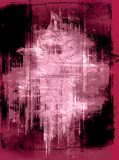 punk graniczny zhańbiona Obrazy Royalty Free