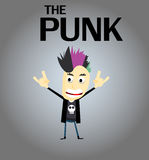 The Punk Stock Photography