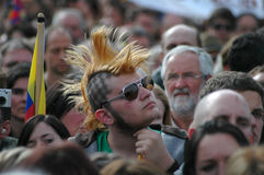 Punk Royalty Free Stock Images