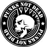 Punk rock-Ikone Stockfotos