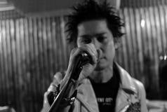 Punk Rocker. In Tokyo Japan Stock Images