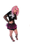 Punk styles Stock Images