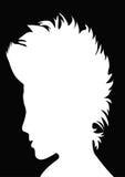 Punker royalty-vrije illustratie