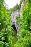 Punkevni cave and Macocha precipice, Czech Republic Stock Image