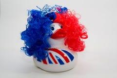 Punkowa kaczka Obraz Royalty Free