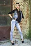 Punkowa moda Zdjęcie Royalty Free
