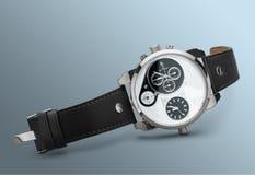 Punkowy zegarek obraz stock