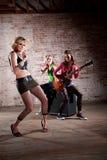PunkRockband Stockbilder