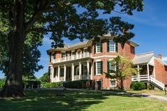 Punkt av heder, Lynchburg, Virginia, USA Arkivfoto
