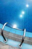 Punkt der reflektierten Leuchte Lizenzfreie Stockfotografie